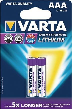 Batterie/Micro LR03  1.5 V AAA