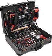 Now Werkzeugsortiment 136-teilig im Aluminiumrahmen Koffer