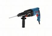 Bosch Schlagbohrhammer GBH 2-26 F inkl. zusätzliches Zahnkranzbohrfutter