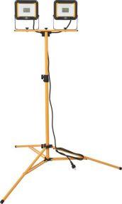 Brennenstuhl Doppel Stativ LED Strahler JARO 6050 T