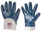 StrongHand | Nitril-Handschuhe blau Bluestar
