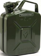 Benzinkanister 5 l Stahl
