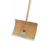 IDEAL - Schneeschieber Holz