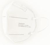 Feinstaubmaske FF P2 OHNE Ventil, FFP2