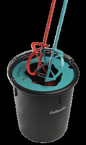 Collomix Mixer-Clean Reinigunseimer